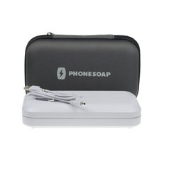PhoneSoap Go White